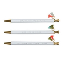 Christian Brands D3695 White - Tassel Pen