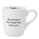 Christian Brands D3785 That's All® Mug - Mood Ring - Breast Cancer