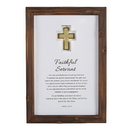 Heritage D3998 Pastor Appreciation Wall Art: Faithful Servant