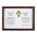 Heritage D3999 Pastor Appreciation Wall Art: Pastor And Wife