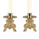Sudbury D4023 Small Altar Candlesticks - Pair