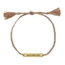 Christian Brands D4232 Good Vibes Only Bracelet