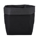 Christian Brands D4273 Washable Paper Holder - Medium - Black Linen