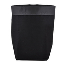 Christian Brands D4274 Washable Paper Holder - Large - Black Linen