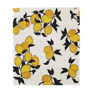 Christian Brands D4285 Lemons - Organic Dishcloth