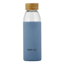 Christian Brands D4400 Hello H2O - Water Bottle w/ Bamboo Lid