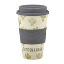 Christian Brands D4406 Go Sit on a Cactus - Bamboo Fiber Cup