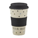 Christian Brands D4409 Better Late Than Ugly - Bamboo Fiber Cup