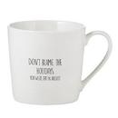 Christian Brands D4472 Blame the Holidays - Café Mug