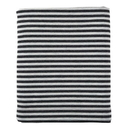 Stephan Baby D4734 Nursing Scarf - Grey Stripe