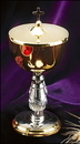 Sudbury EC506 Ciborium With Cross Top