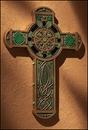 Christian Brands ES560 Irish Celtic Cross