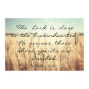 Christian Brands F1254 Pass It On Cards - Lord Is Close To The Brokenhearted