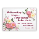 Christian Brands F1257 Pass It On Cards - Watching Over You