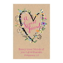 Christian Brands F1259 Pass It On Cards - Special Friend