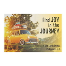Christian Brands F1267 Pass It On Cards - Find Joy In The Journey