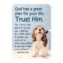 Christian Brands F1282 Verse Card - Trust Him