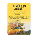Christian Brands F1286 Verse Card - Joy In The Journey
