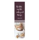 Christian Brands F1314 Magnetic Bookmark - He Fills My Life