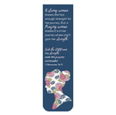 Christian Brands F1317 Magnetic Bookmark - Strong Woman
