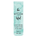 Christian Brands F1320 Magnetic Bookmark - Be You Tiful