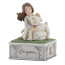 Sacred Traditions F1354 Reconciliation Keepsake Box - Girl