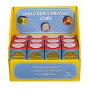 Gifts of Faith F1396 Children'S Prayer Cube Display - 24 Pcs