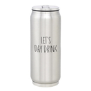Christian Brands F1412 Large Stainless Steel Can - Day Drink