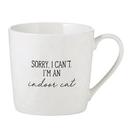 Christian Brands F1418 CafÉ Mug - Indoor Cat