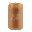 Christian Brands F1421 Iced Coffee Glass - Sip