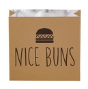 Christian Brands F1433 Food Pouches - Nice Buns
