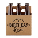 Christian Brands F1441 Beer Carrier - Birthday Brew