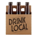 Christian Brands F1442 Beer Carrier - Drink Local
