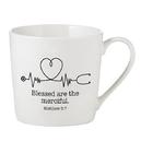 Faithworks F1502 Cafe Mug - Blessed Are The Merciful