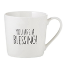 Faithworks F1514 CafÉ Mug Set - You Are A Blessing