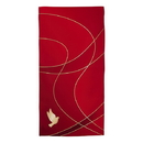 RJ Toomey F1729 Everyday Pulpit Scarf - Red