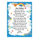 Christian Brands F1803 Large Poster - Lord'S Prayer