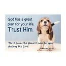 Christian Brands F1814 Small Poster -  Trust Him