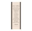 Christian Brands F1826 Bible Basics - Our Father