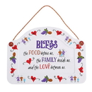 Sacred Traditions F1840 Family Blessing Plaque