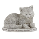 Christian Brands F1848 Forever in Our Hearts Cat Garden Marker
