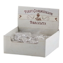 Creed F1863 First Communion Sacramental Charm Bracelets