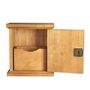 Robert Smith F1912 Wall Offering Box - Medium Oak