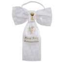 Sacred Traditions F2024 First Communion Chalice Brocade Arm Bow