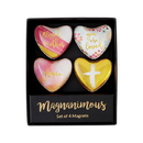 Christian Brands F2173 Magnanimous Gift Set-C - Blessed Mother - Set Of 4 Magnets