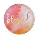 Christian Brands F2186 Magnanimous Round Magnet-C - Blessed