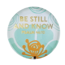 Christian Brands F2187 Magnanimous Round Magnet-C - Be Still