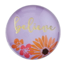 Christian Brands F2188 Magnanimous Round Magnet-C - Believe