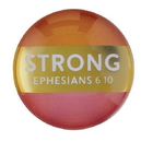 Christian Brands F2189 Magnanimous Round Magnet-C - Strong