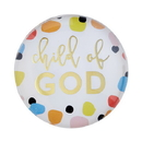 Christian Brands F2192 Magnanimous Round Magnet-C - Child Of God